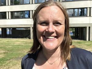 Sara Nylund (S) från Härnösand är tvåa på alla röstsedlar i regionvalet Västernorrland.