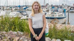 Wilma Sandholm fyller 20 år den 1 september.