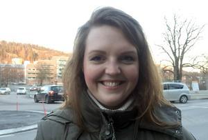 Malin Rinstad, 32 år, HR-specialist, Bredsand