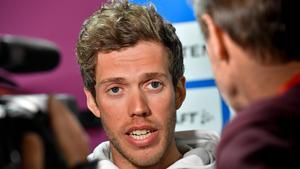 OS i Pyeongchang kan bli Marcus Hellners sista stora mästerskap. Bild: Jonas Ekströmer/TT.