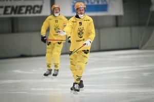 Philip Lennartsson är den Vetlandaspelare som tagit sin in i Veckans lag flest gånger den här säsongen.