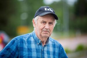 Lars-Göran Söderqvists yrkesvana och rådiga ingripande räddade en liten flickas liv.