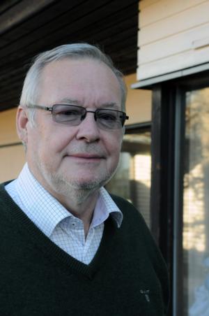 Intresseföreningens ordförande Per-Anders Westhed  ser positivt på utvecklingen för Västerdalsbanan.