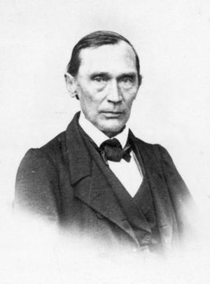 Friedrich Reinhold Kreutzwald. Foto: Okänd