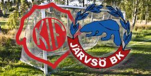 Livesänd fotboll väntar på Helahälsingland på söndag när Järvsö ställs mot Kilafors.