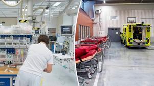 Det totala antalet patienter har ökat kontinuerligt de senaste åren vid länets tre akutmottagningar och det har varit en bidragande orsak till att 25 sjuksköterskor sagt upp sig vid akuten i Sundsvall.