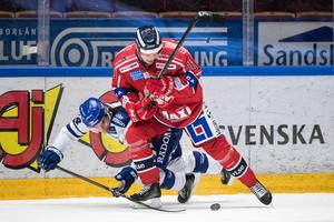 Kalle Östman. Foto: Daniel Eriksson/BILDBYRÅN