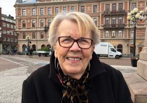 Märit Steel, 89 år, pensionär, Sundsvall