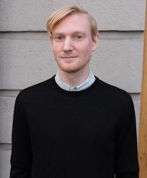 Oskar Adenfelt. Foto: Pressbild.