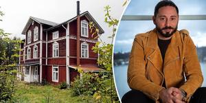 Skådespelaren Matias Varela och sambon Daniella Kjell har blivit husägare i Näske, utanför Örnsköldsvik.