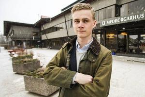 Victor Ericsson, Moderat oppositionsråd i Härjedalen
