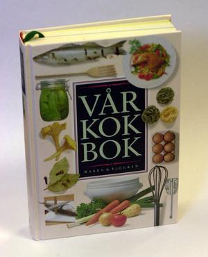 Den första upplagan av Vår kokbok gavs ut 1953.
