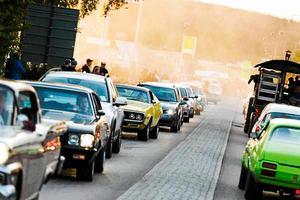 Classic Car Week i Rättvik är ett av flera välbesökta evenemang i länet som polisen har extra kommendering på.