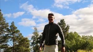 Hans Qviström regisserar Arnljot för 12:e och sista gången i år. Varje gång han regisserat pjäsen har han tillbringat ungefär en månad i Jämtland.–Nu firar jag sammanlagt ett år som jämtlänning, säger han.