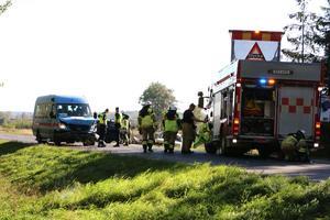 Louise Peterson blev vittne till hur busschauffören var på väg att orsaka flera trafikolyckor på E20, över en timme innan olyckan faktiskt inträffade.