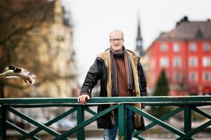 Staffan Norberg (V) styrelseledamot i Telge AB tycker att Telge bostäders mångmiljonmiss vid renoveringarna i Fornhöjden behöver utredas ordentligt.Arkivfoto: Magnus Grimstedt