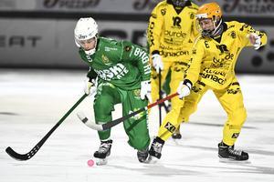 Åby/Tjureda var chanslöst när Hammarby gasade på efter paus.
