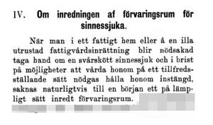 Fyra år efter besöket i Hernösand ger Georg Schuldheis ut skriften