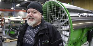 Jörgen Lindgren, produktutvecklare på Sufag.