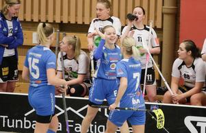 Fanny Brolin gjorde 1-0