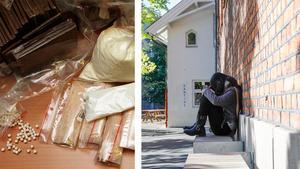 Narkotika används av omkring 500 barn och ungdomar i åldrarna mellan 12 och 18 år i Sundsvall.
