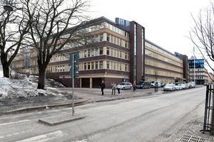 Huset på Storgatan där den nya myndigheten för digital förvaltning ska hålla till.