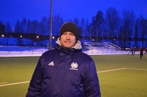 Magnus Svedlund, Avesta AIK. Foto: Privat