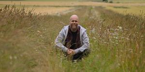 Det är i naturen som Magnus Danielsson är i sitt esse. Där finner han lugn och inspiration.