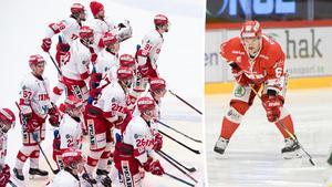 Signaturen Bredsandsgubben vill att Timrå IK ger de spelare som inte följer med till SHL ett stort tack. Bilder: Jonas Gustafsson/TT / Anderas Lidén