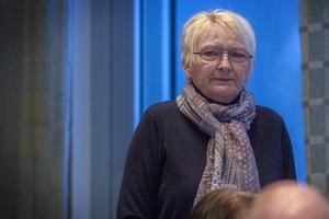 Mona Thoresson (S), styrelseordförande Borab.
