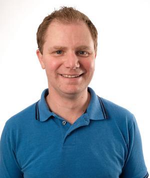 Vansbro kommuns tillförordnade näringslivschef Mattias Christianson. Foto: Oskar Lundgren