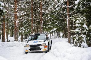 Mattias Monelius är anmäld till svenska rallyt för femte året i rad.