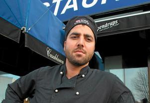 Andreas Eroglu har lång erfarenhet i restaurangbranschen. Bilden är från Casablanca restaurang & bar år 2011.