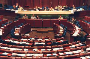 I slutet av maj är det val till EU:s parlament.