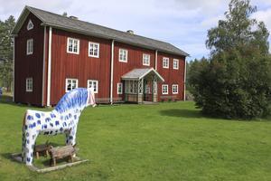 Bortom Åa, i Fågelsjö, är en Hälsingslands världsarvsgårdar.