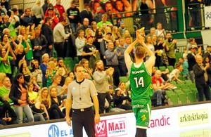 Vilka mötte Kings och Nick Spires i vårens semifinal? FOTO Rickard Pettersson.