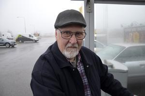 Björn Jisbro, 71, pensionär, Stöde: