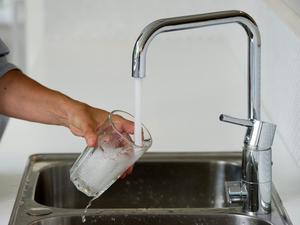 Kranvattnet tas för givet.Foto: TT