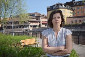 Teresa Bergkvist har varit regionchef för Svenskt näringsliv  i fyra år. Under de åren har Rättvik haft det bästa företagsklimatet varje år enligt organisationens undersökning.
