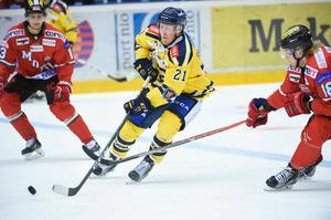 Johan Skinnars kommer närmare Dalarna nästa säsong. Foto: Robbin Norgren