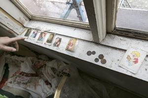 River man i gamla hus hittar man ofta saker från äldre tider.