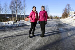 Anitha Thuresson och Agneta Roberts vill sätta stopp för tjuvarna.