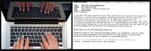 Flera Blocketanvändare har fått ett brev med uppmaning att fylla i sina kontokortsuppgifter på en särskild sajt.