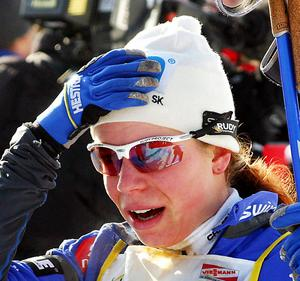Maria Rydqvist            1 landslagsåkare som tävlat för ÖSK är less på att könsfördelningen bland skidsportens ledare är 51-0... Ord i rättan tid!