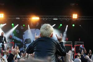 Peace & Love-festivalen i Borlänge vill växa ytterligare - men satsar inte på att bli lika stora som innan konkursen.