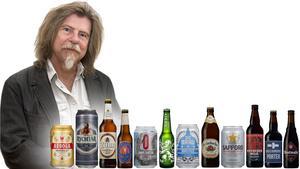 Ölexpert Sune Liljevall skriver denna vecka om nya exklusiva ölnyheter på Systembolaget.