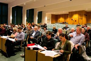 Kommunfullmäktige i Kramfors. Foto: Katarina Lind