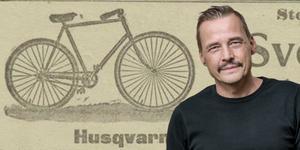 ÖP:s kulturredaktör Marcus Berglund har djupdykt i arkivet för att se vad östersundsborna tyckte om cyklister på 1800-talet.