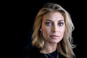Cecilia Forss är en av skådespelarna i årets julkalender i SVT. Arkivbild.Foto: Jessica Gow/TT