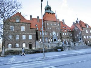 Det byggdes om i Rådhuset. Foto: Lennart Öhd